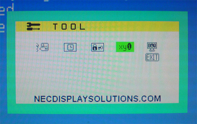 NEC AccuSync LCD72vm