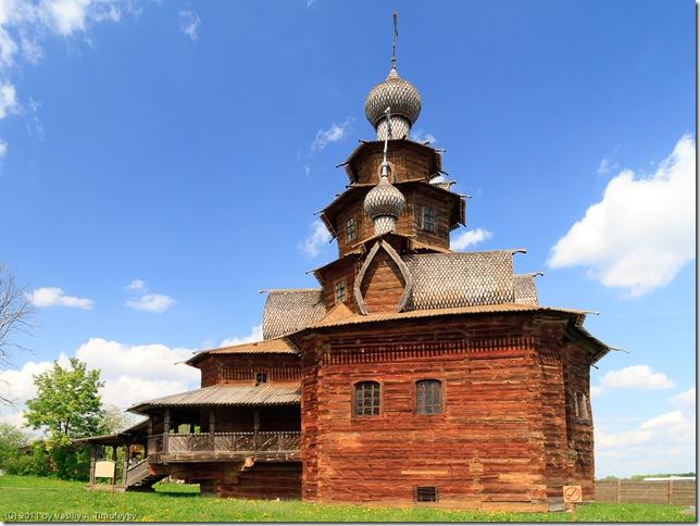 Музей деревянного зодчества - 001