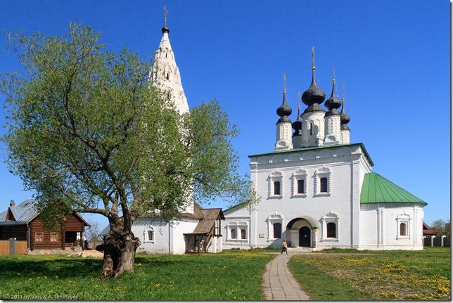 Северная часть Суздаля - 113