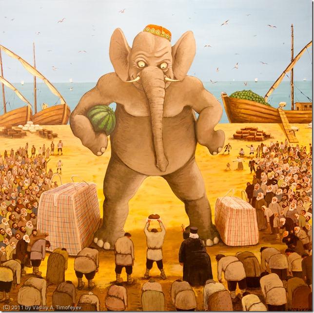 20110522 - Копейкин К - Слоны (2007) - 002