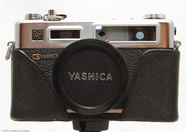 Yashica Electro 35 GSN