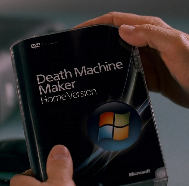 Death Machine Maker